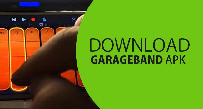Download GarageBand APK for Android mobile - Download
