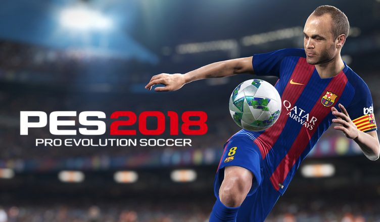 Download PES 2018 for iOS iPhone