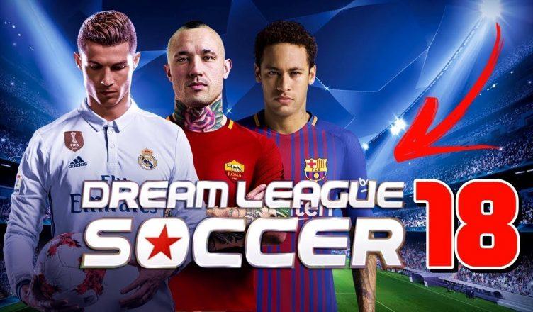 Dream League soccer 2018 for windows (PC EXE file