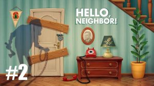 Hello Neighbor for PC(windows) Alpha 1,2,3,4 EXE - Download Android