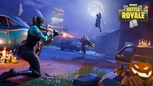 Fortnite-Battle-Royale-Halloween-300x169 How to download Fortnite for iOS iPhone mobile