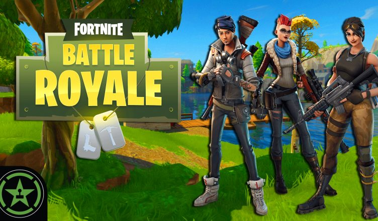 Download Fortnite Battle Royale For Android/iOS ( Laden Sie Fortnite Battle Royale für Android / iOS herunter )