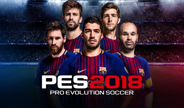 Download PES 2018 for PS Vita free!(Pro Evolution Soccer 2018 PSVITA)
