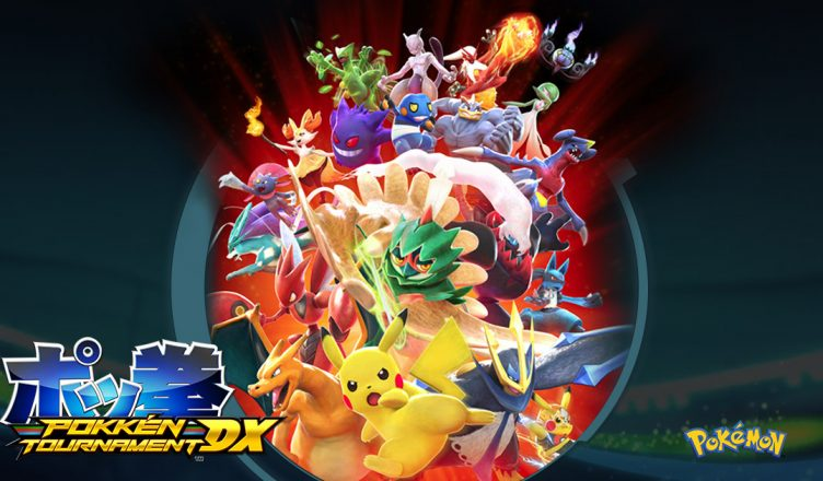 Pokkén Tournament DX Nintendo Switch EXE for PC (Download Pokken for windows)