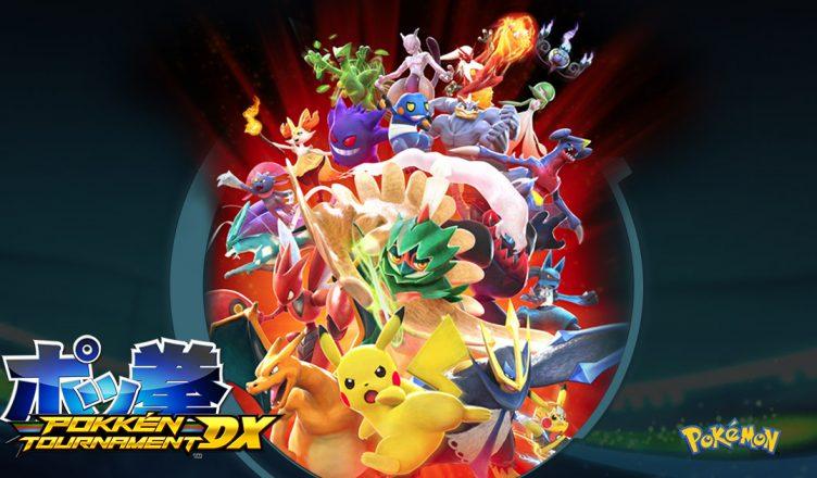 Pokkén Tournament DX Nintendo Switch EXE for PC (Download Pokken for windows)
