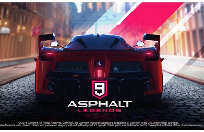 Download Asphalt 9: Legends for iOS free