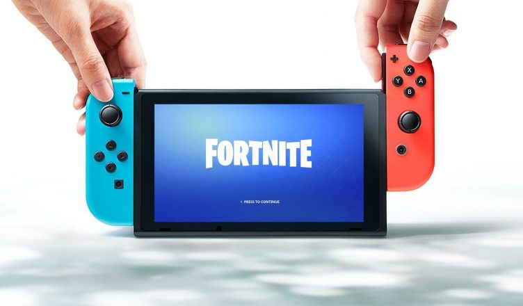 Download Fortnite for Nintendo Switch, New Nintendo 3DS XL