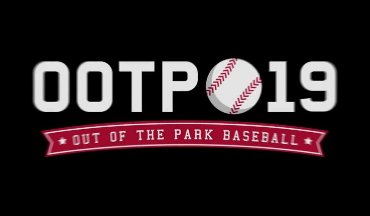 Out of the Park Baseball 19 OOTP 19 Macbook iMac free