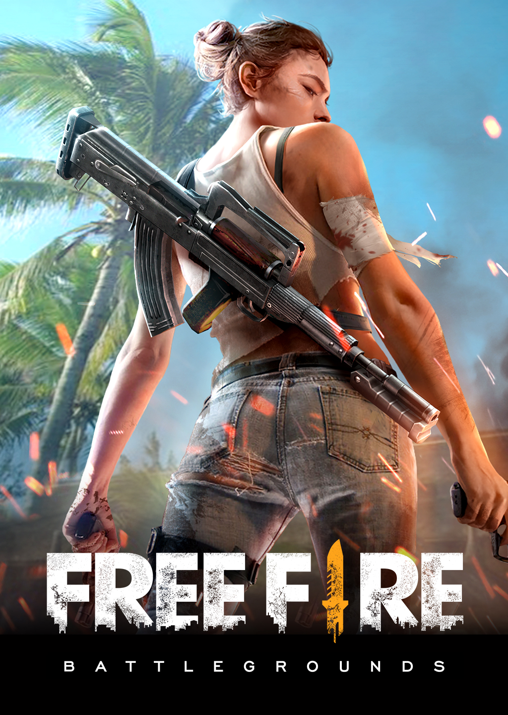 How to download Free Fire - Battlegrounds For PC windows ...