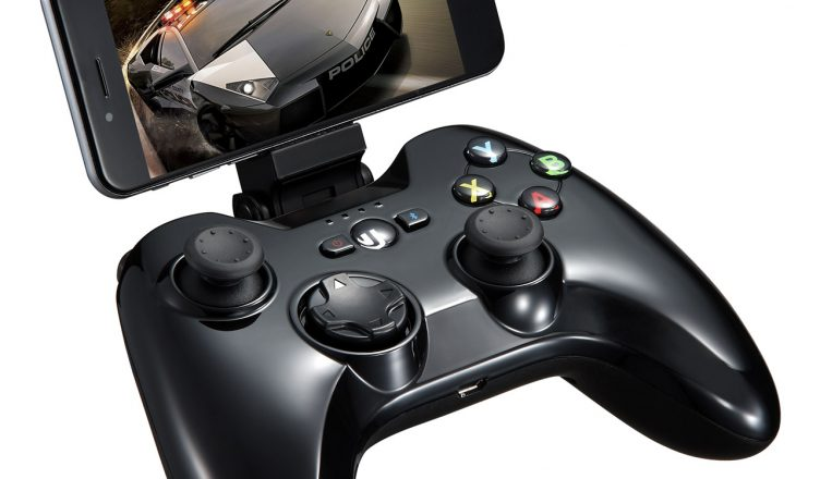 Download Xbox Controller receiver to connect to iOS Mobile device.(bluetooth)
