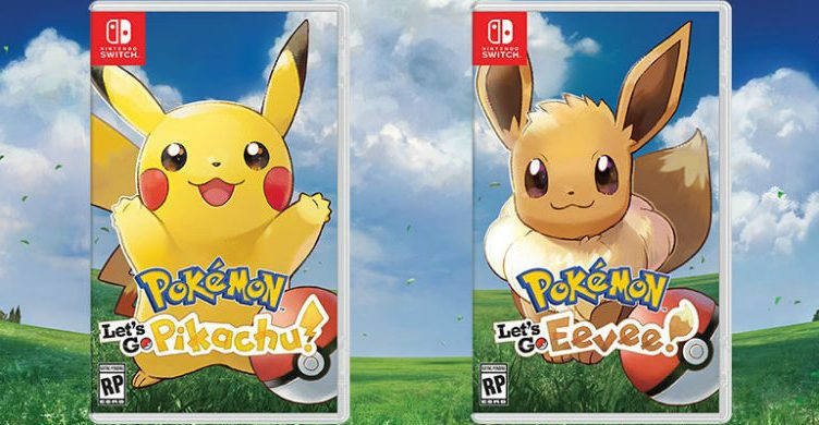 Download Pokémon: Let's Go, Pikachu! and Let's Go, Eevee! APK for Android