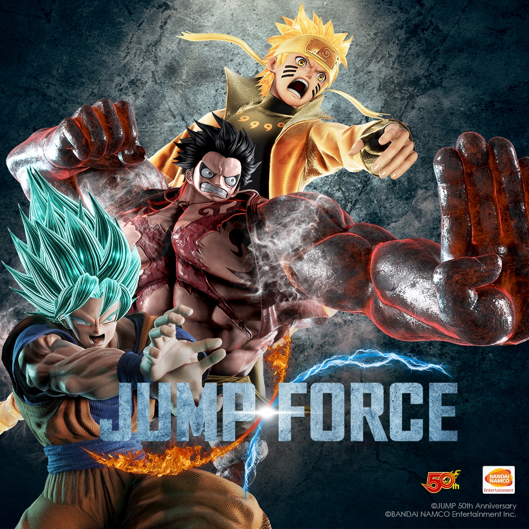 Jump Force full game download - Download Android, iOS, Mac and PC Games