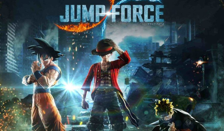 Official Jump Force For Android FREE | Download Jump Force