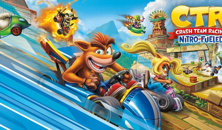 CTR : Crash Team Racing Nitro-Fueled Download for Android