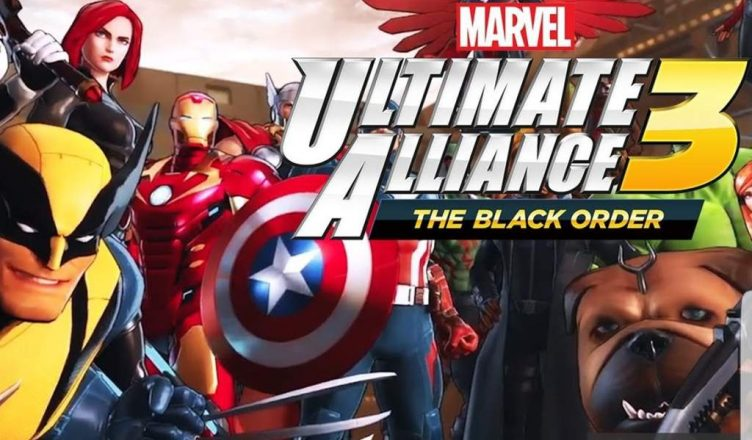 Marvel Ultimate Alliance 3: The Black Order | Download Marvel