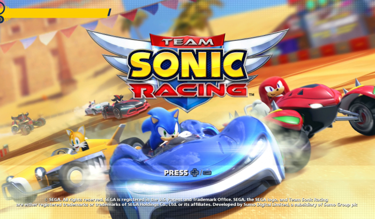 Team Sonic Racing Download for iOS | Official Full Sonic Game for