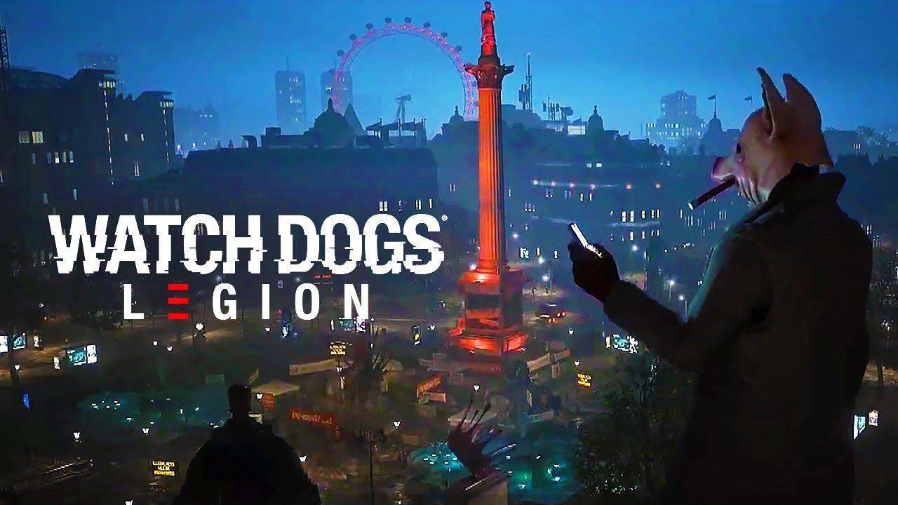 Watch Legion Online