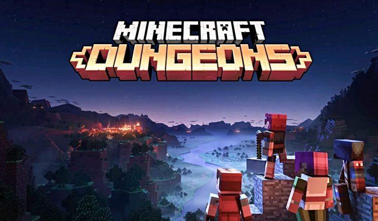 Minecraft Dungeons APK Download Minecraft Dungeons APK for